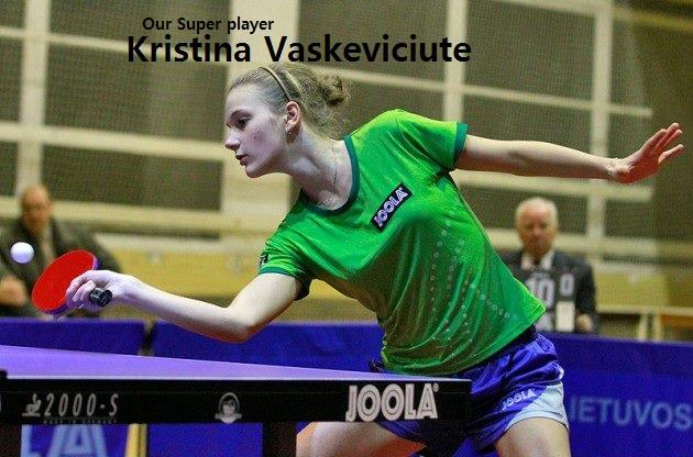Kristina Vaskeviciute
