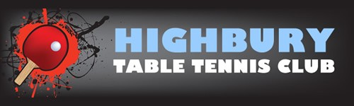 Highbury Table Tennis Club