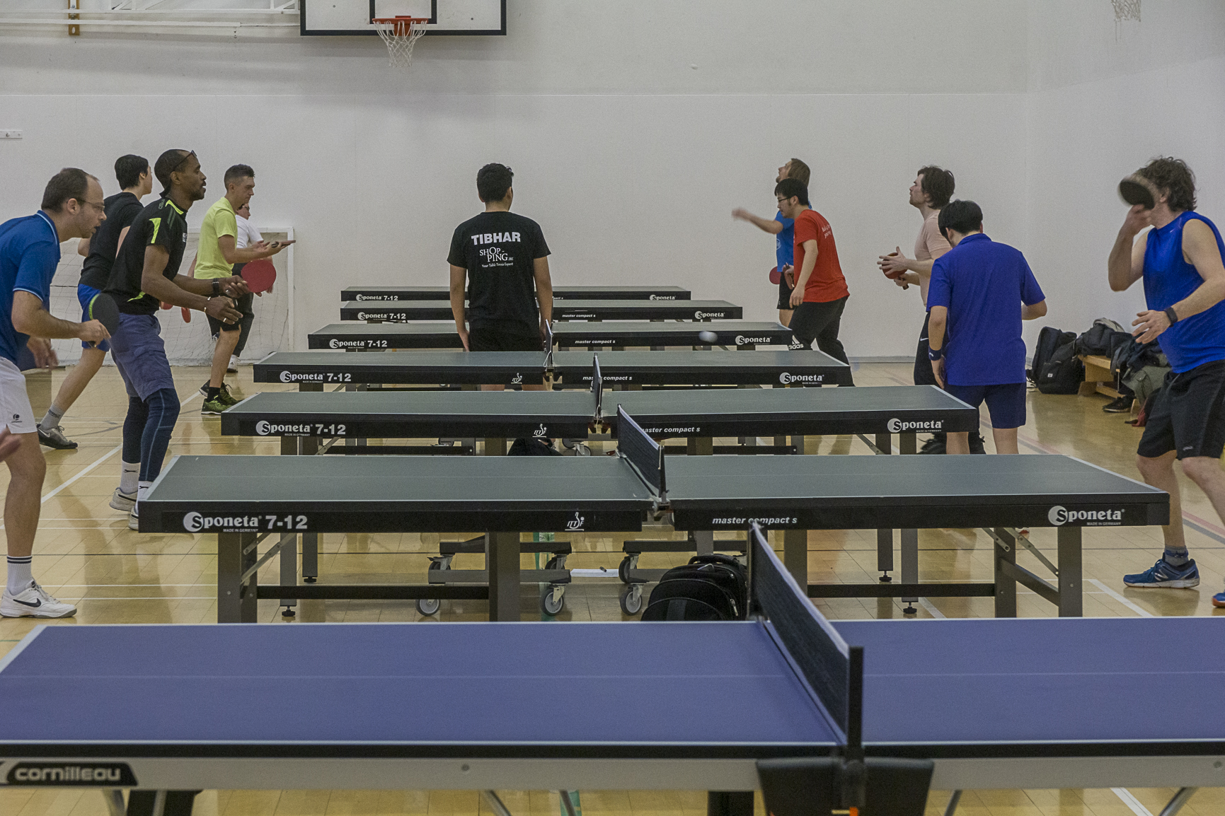 Table Tennis @ Highbury