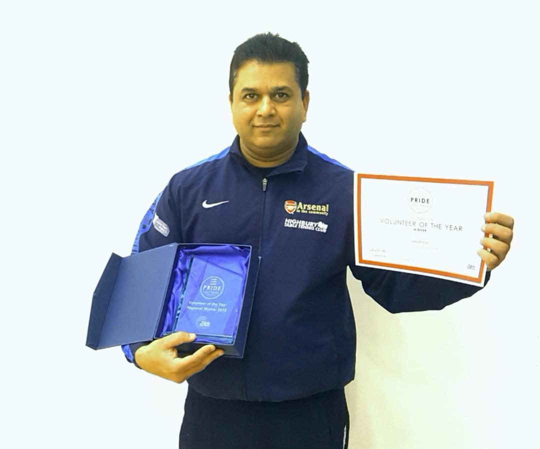 Head Coach Sanket Shah